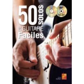 50 Solos de guitare faciles