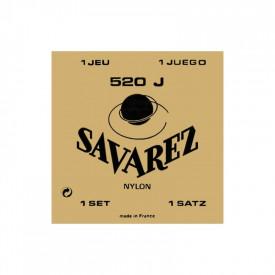 SAVAREZ - Cordes classiques - 520J - Jaune très fort tirant