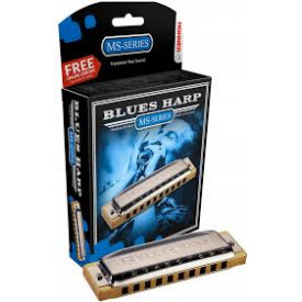 "HOHNER ""BLUES HARP"" en DO"