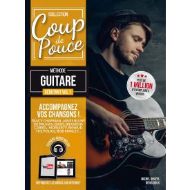 COUP de POUCE - Guitare Acoustique 1