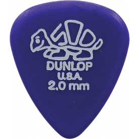 DUNLOP - Médiator Tortex 2 mm