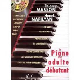 Le PIANO pour ADULTE DEBUTANT