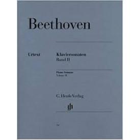 BEETHOVEN  Sonates piano  2