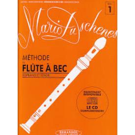 DUSCHENES - Méthode de Flûte à bec