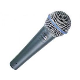 SHURE BETA 58 A Voix