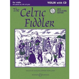 The Celtic Fiddler - Violon