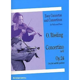 RIEDING concertino in G opus 24