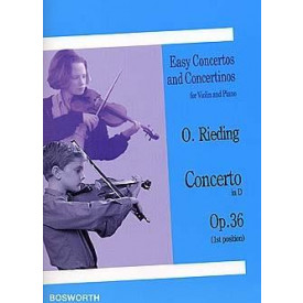 RIEDING concerto in D opus 36