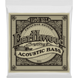 ERNIE BALL - Cordes Basse Acoustique - 45/95