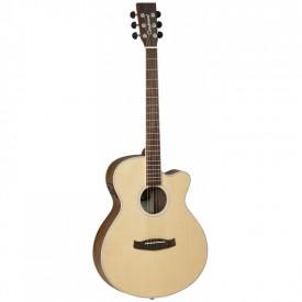 TANGLEWOOD - Guitare Folk électro - DBT SFCE BW