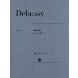 DEBUSSY  Préludes livre 1