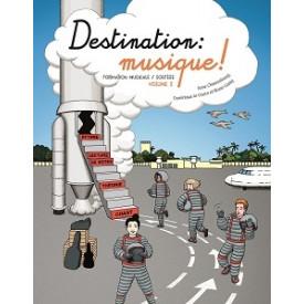 DESTINATION MUSIQUE - VOL 3