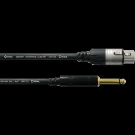CORDIAL - Câble - Xlr/jack - 5 m