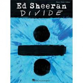 ALBUM PIANO ED SHEERAN - DIVIDE