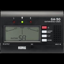 KORG accodeur guitare/basse GA-50