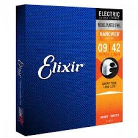 JEU ELIXIR CORDES ELECTRIQUES 09/42