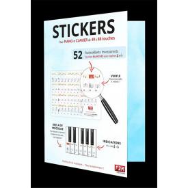 STICKERS pour clavier