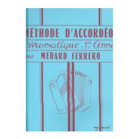 FERRERO - Méthode d'Accordéon 1