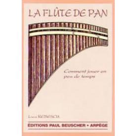 LA FLUTE DE PAN
