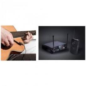 PRODIPE Micro sans fil Guitare/Ukulélé