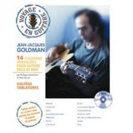 J.J GOLDMAN - Voyage en guitare