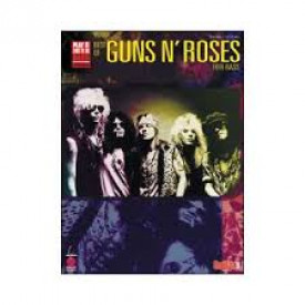 Best of GUNS N' ROSES pour basse