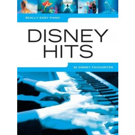 DISNEY HITS - Piano facile