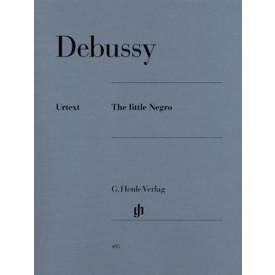 DEBUSSY - le petit nègre - Piano