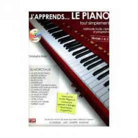 ASTIE - j'apprends le piano... VOL 1