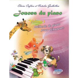 Jouons du piano - Vol 1