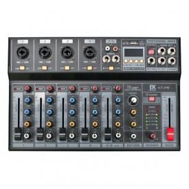 EK audio - Console 4 canaux + DSP  KTP6