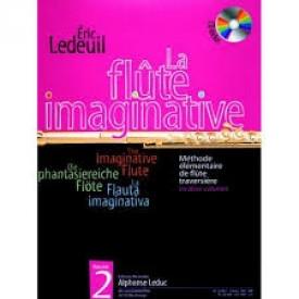 LEDEUIL - La flûte imaginative 2