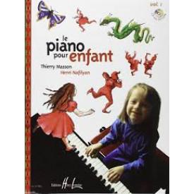Le piano pour enfant - Vol 1