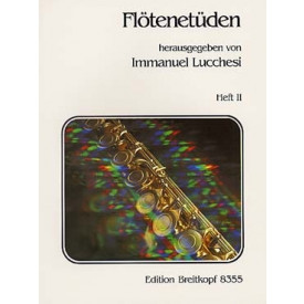 LUCCHESI - Etudes de Flûte 2