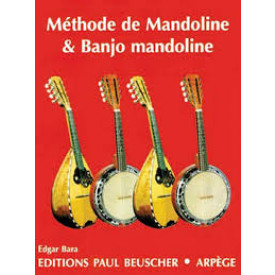 Methode de Mandoline et Banjo mandoline