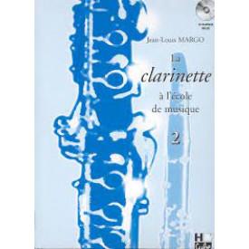 MARGO la clarinette à l'école de musique vol 2