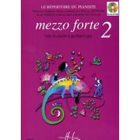 Le Répertoire du pianiste - Mezzo Forte 2