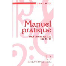 DANDELOT - Manuel pratique - Edition 1928