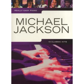 MICHAEL JACKSON - Piano facile