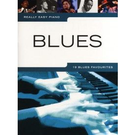 BLUES - Piano facile