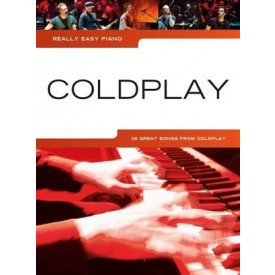 COLDPLAY - Piano facile