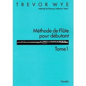 Trevor wye méthode flute débutant vol 1
