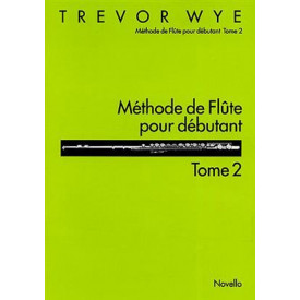 Trevor wye méthode flute débutant vol 2