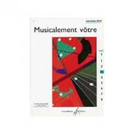 JOLLET Musicalement vôtre vol 3