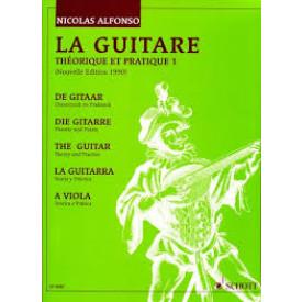 Méthode de Guitare Nicolas ALFONSO