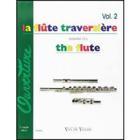 ORY Isabelle - La flûte traversière - 2