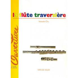 ORY Isabelle - La flûte traversière - 3