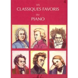 Les Classiques Favoris du Piano - Vol 4