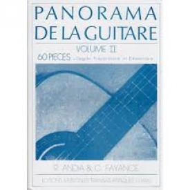 PANORAMA DE LA GUITARE  2