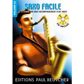 SAXO FACILE - Volume 2